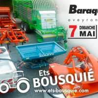 Foire matériel agricole neuf Baraqueville 2017