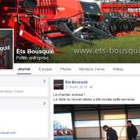Les établissements Bousquié sur Facebook