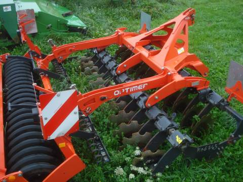 Cover crop Kuhn OPTIMER+ occasion - Ets Bousquié