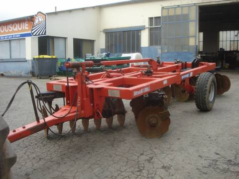 Cover crop Quivogne APXE 28 TL occasion - Ets Bousquié